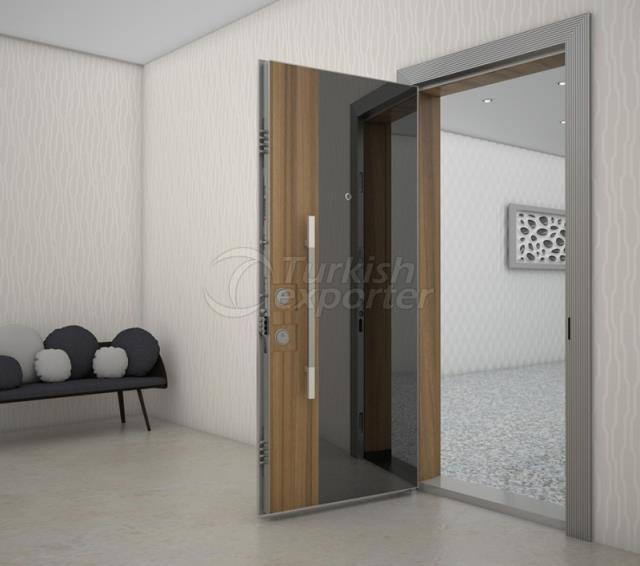 Çelik Kapı -VIP 209 NİDA