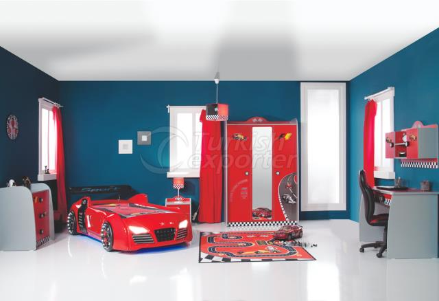 Young Rooms Formula Red