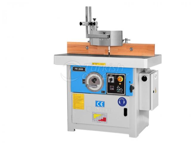 Wood Router FR 2000