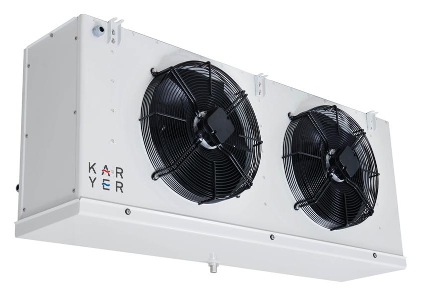 CO2 Evaporators _ Gas Coolers