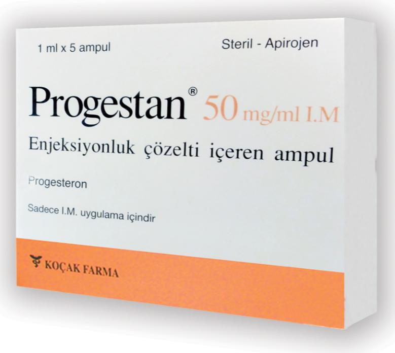 Progestan Dex 25 mg / 1 ml y 50 mg / ml