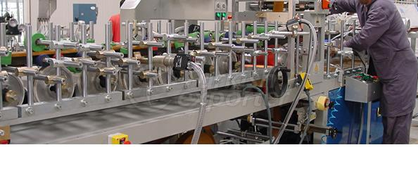 Profile Coating Machine PW2 35 W6-PA