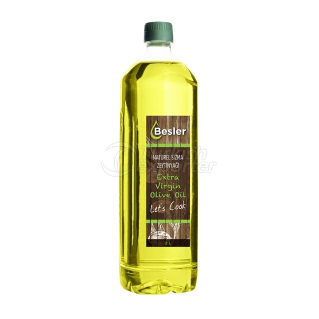 Huile d'Olive Extra Vierge 2lt