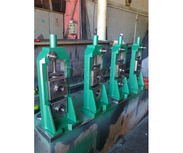 Pipe-Profile Machinery Line