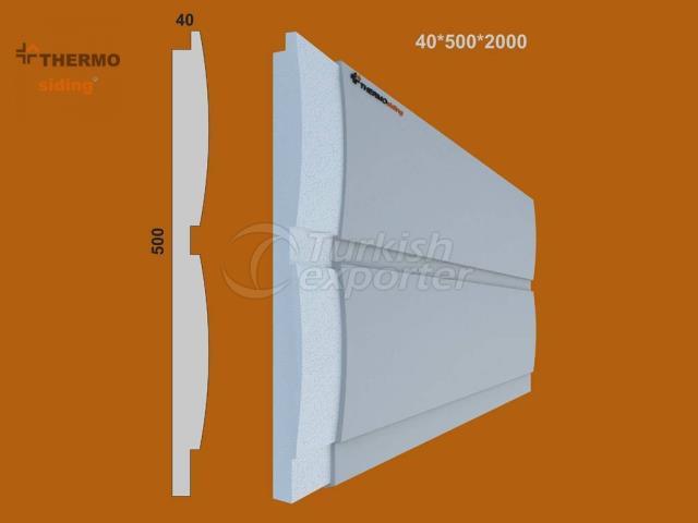 Фрезерованная модель 03