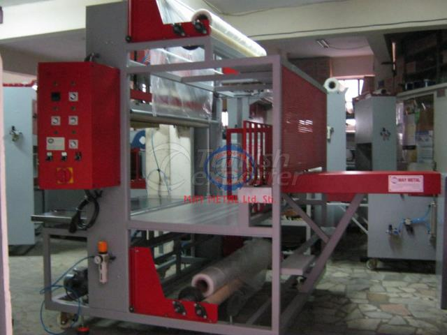 Full Automatic Styrofoam Shrink Packaging Machine