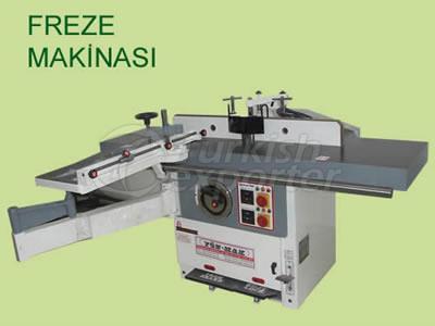 Freze Makinesi Ağır Tip Takviye Makinesi