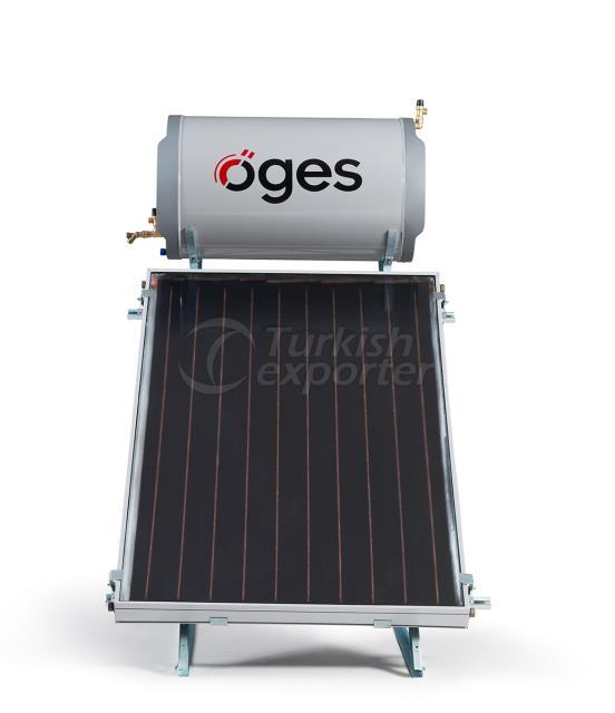 emaye basınçlı güneş enerji sistemi