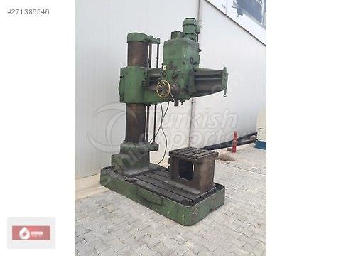 FOR SALE ; RADIAL DRILL BRAUN BRAND