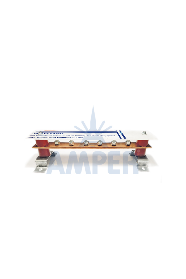Equipotential Bar With Touch Protection