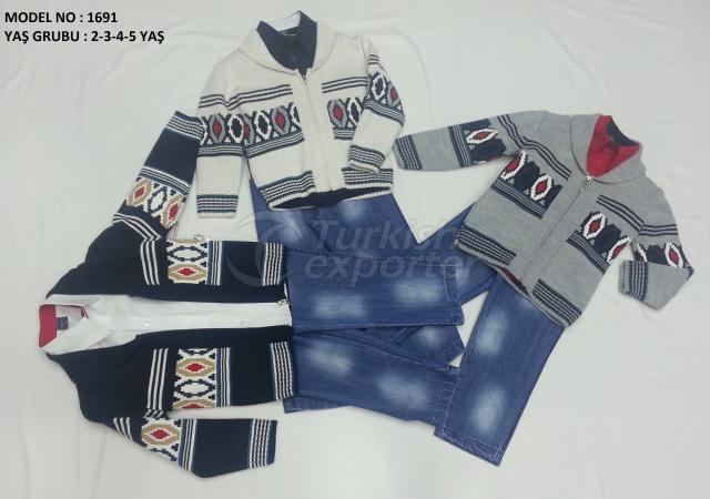 kids jacket ,trousers ,shirts 1691