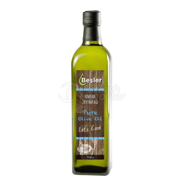 Riviera Olive Oil 750ml