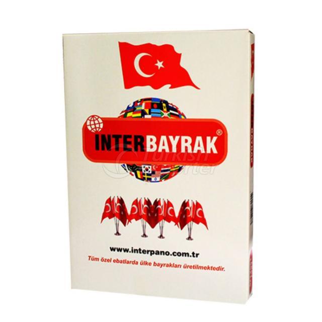 Turkish Flag INTER B-002