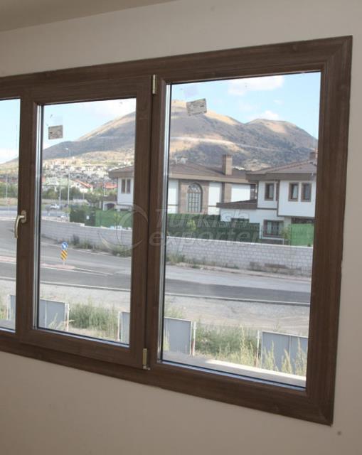 Pvc Window Systems - Revotech