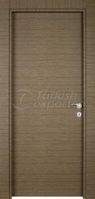 Wooden Door 3000 Cocoa
