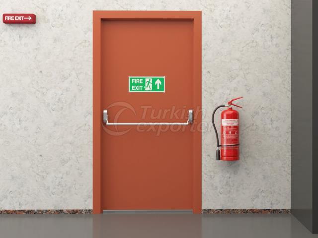 Fire Exit Door - Y-001