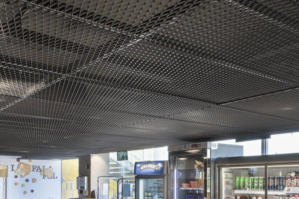 Mesh Expanded Metal Suspended Ceiling