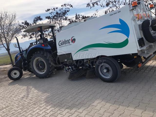 Tractor Towed Road Sweeper