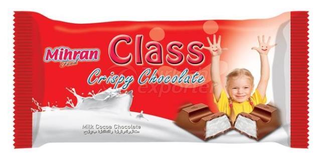 Crispy Chocolate Class