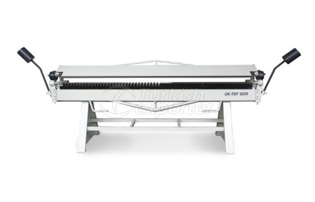 Tdf Folding Machine (Manual)