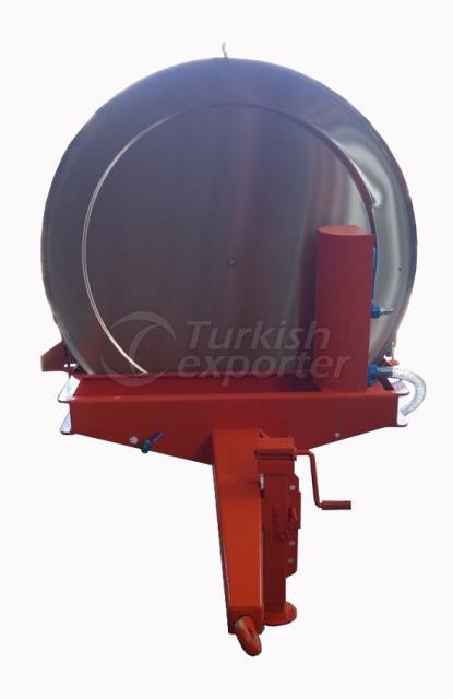 Su-Mazot Tankı