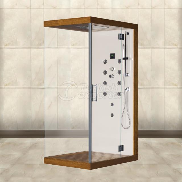 Systèmes de douche vapeur et massage Febris