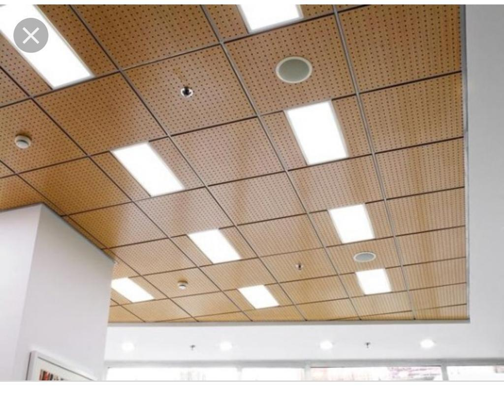 Wood Suspended Ceiling Systems