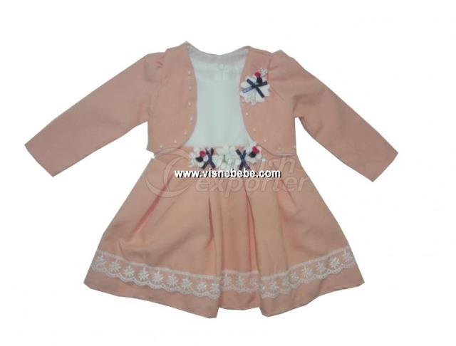 Vestido de niña Bolero Semolin