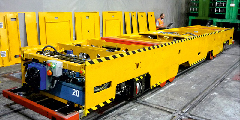 Mobile Hydraulic Machines - 2