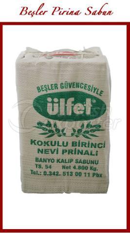 Омышечное мыло Pomace для ванны 4,8 кг