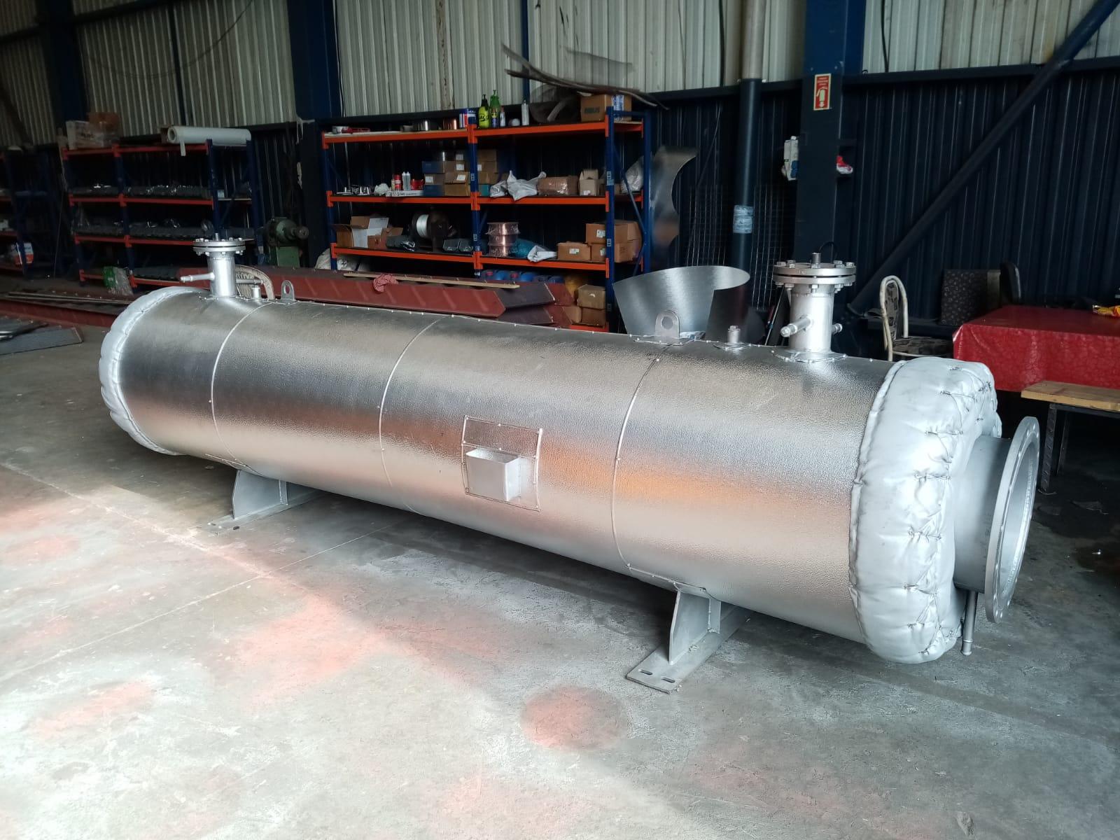 Exhaust Heat Exchanger