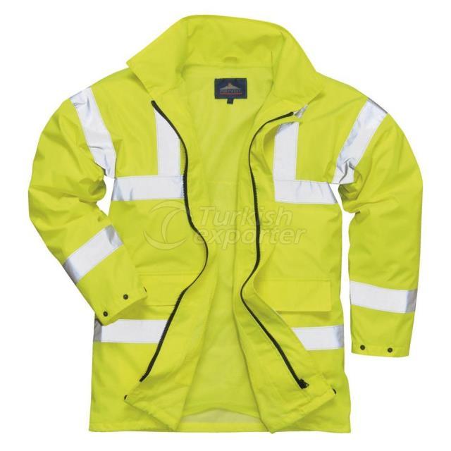 Revestimento de alta visibilidade - casaco