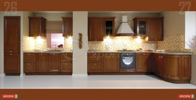 Ancona Kitchen Furniture - كوبا