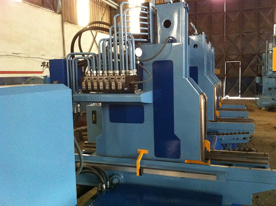 Industrial Hydraulic Machines - 3