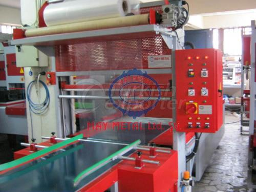 Front Feeding Full Automatic Shrink Machine