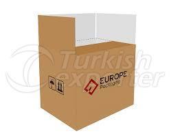 Паллетная коробка