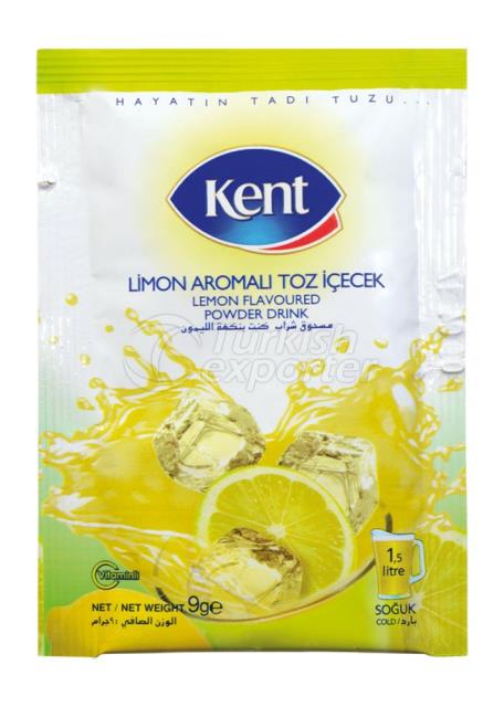 Kent Растворимый напиток лимон