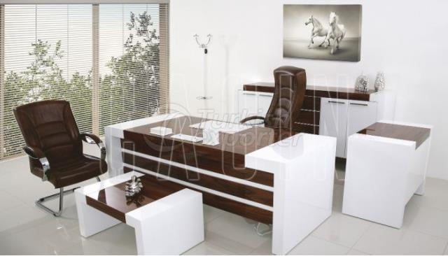 Executive Office Set Amsterdam