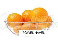 Orange Powel Navel