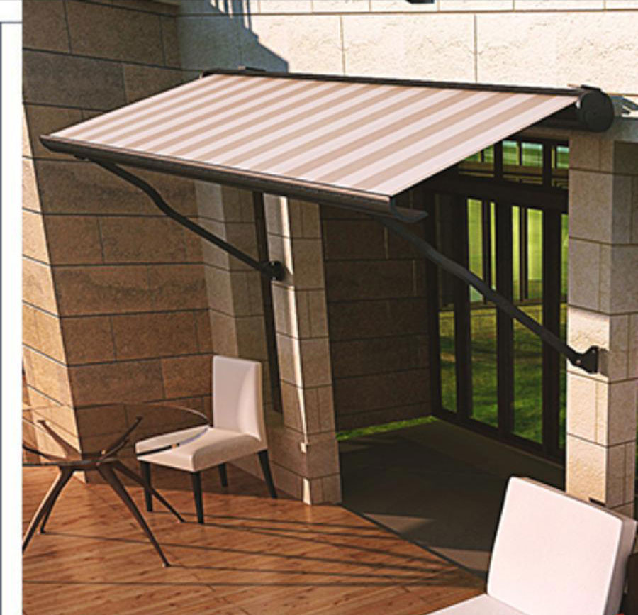 Articulated awning 2