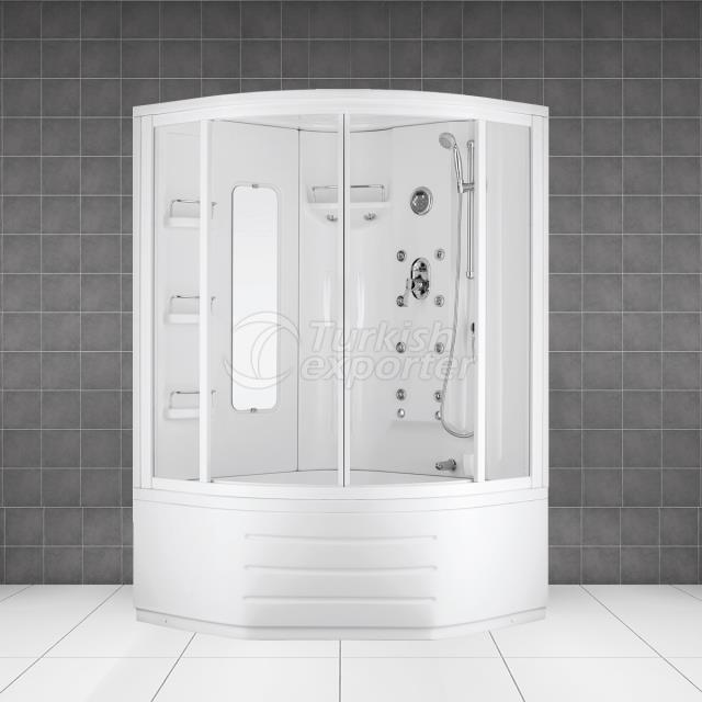 Systèmes de douche à vapeur et de massage Athena