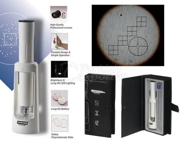 Esperma de campo microscobe