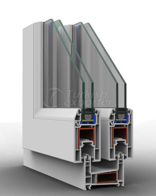 Pvc Window - Vela Sliding Systems