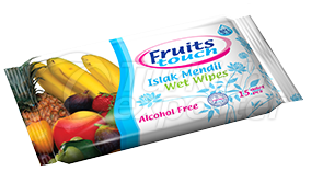 FruitsTouch Wet Wipes