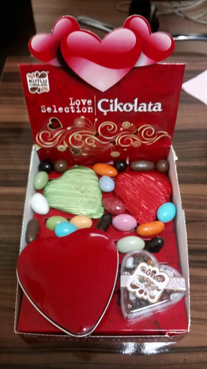 Drage Love Chocolate