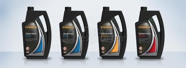 Aceite de motor sintético 5W40