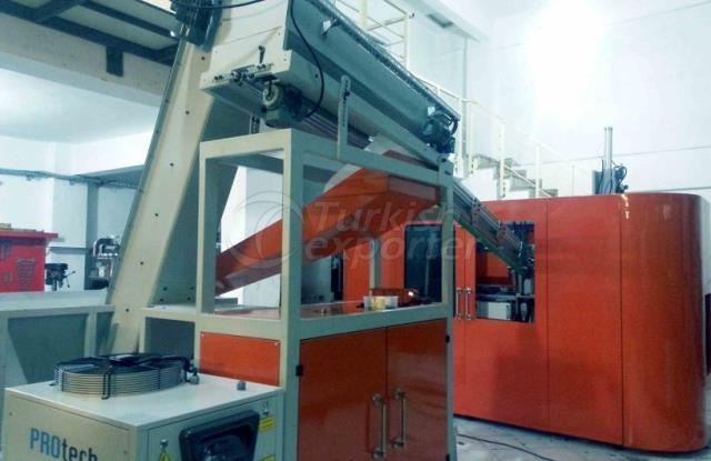 Pet Şişe Şişirme Makinaları ESFA2 SCV SS