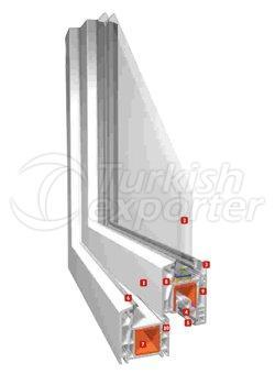 Window Systems Smartline Symbol