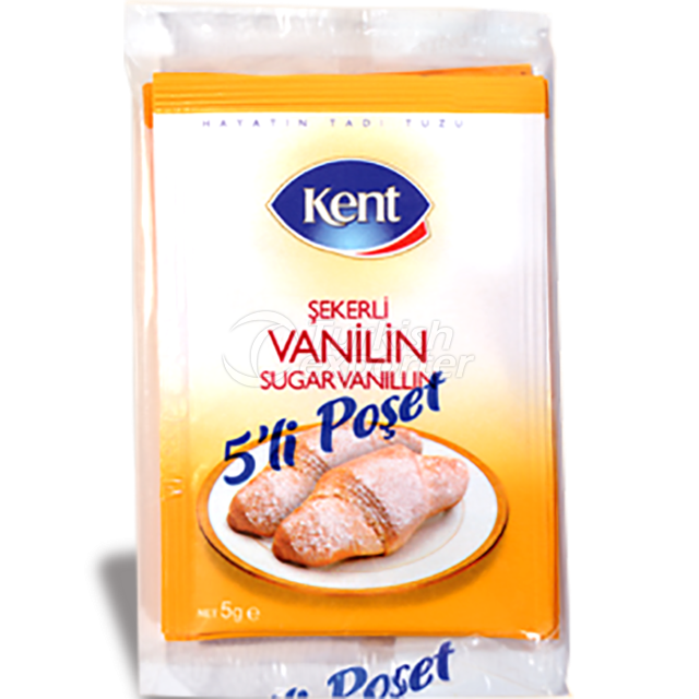 Sugar Vanilin( 5 package)