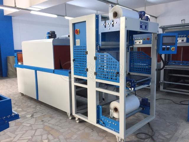 K2 FULL AUTOMATIC SHRINK MACHINES